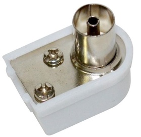 Vakoss Antenna Plug RF female White