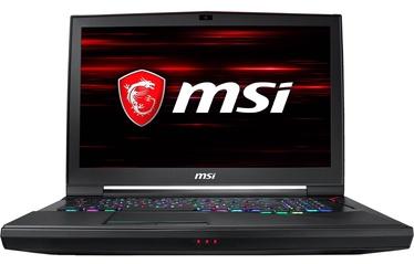 Nešiojamas kompiuteris MSI GT75 Titan 8RF-035
