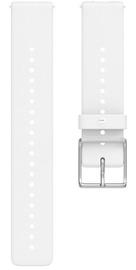 Polar Ignite Silicone Wristband S White