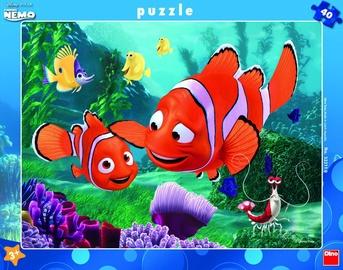Puzle Dino 40 Finding Nemo, 40 gab.