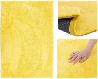 Paklājs AmeliaHome Morko, dzeltena, 280x200 cm