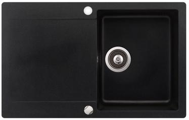 Teka Clivo Kitchen Sink 45 B-TQ Onyks