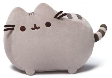 Mīkstā rotaļlieta Gund Pusheen Grey Plush, 30.5 cm