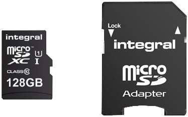 Integral UltimaPro microSDXC 128GB UHS-I Class 10 + Adapter