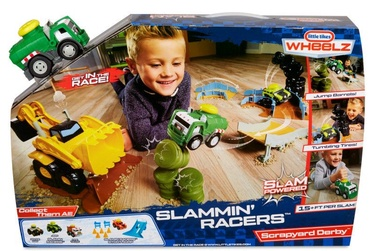 Little Tikes Slammin Racers Scrapyard Derby 646980E4C