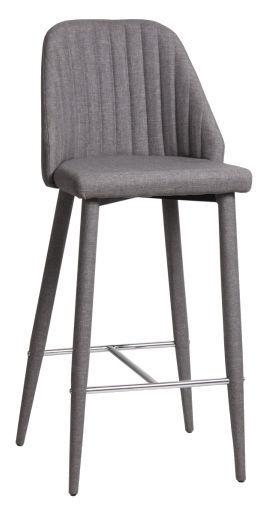 Baro kėdė Signal Meble Joko Gray