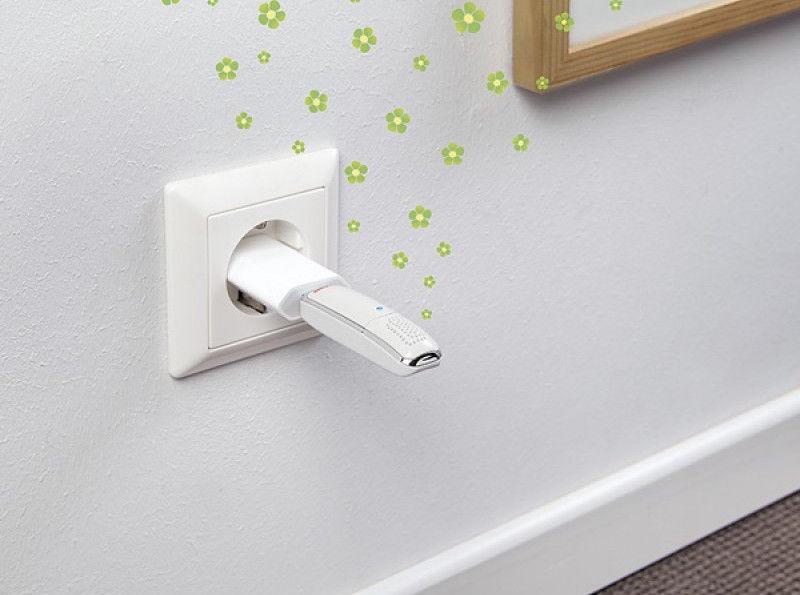 Soehnle Portable USB Air Freshener Como White