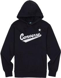 Converse Script Hoodie 10017675-A06 Black L