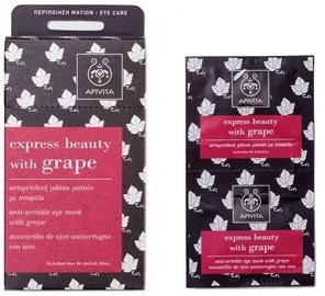 Apivita Express Anti Wrinkle Mask Grape 2 x 2ml