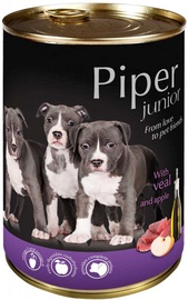 Dolina Noteci Piper Junior Veal/Apple 400g