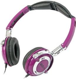 Omega Freestyle FH0022 On-Ear Headphones Purple