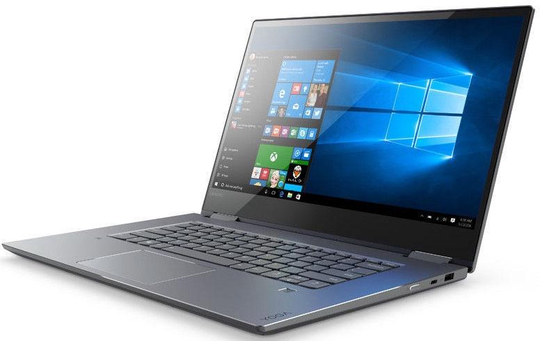 Lenovo Yoga 720-15IKB Iron Grey 80X700A1PB