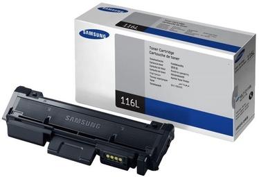 Lazerinio spausdintuvo kasetė Samsung MLT-D116L Black