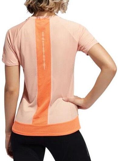 Adidas Rise Up N Run Parley Tee 25/7 EI6305 Womens M