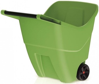 Prosperplast Load & Go II Wheelbarrow Green