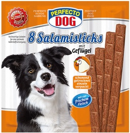 Perfecto Dog Salami Sticks With Poultry 88g