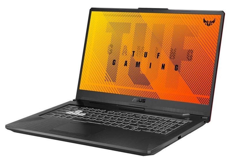 """Klēpjdators Asus TUF Gaming A17 FA706II-H7020T AMD Ryzen 5, 8GB/1256GB, 17.3"""""""