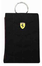 Ferrari Case Universal Flap Black