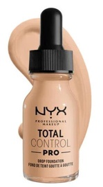 Tonuojantis kremas NYX Total Control Pro Vanilla, 13 ml