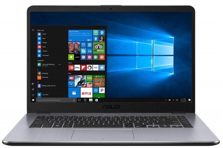 Nešiojamas kompiuteris Asus R504ZA Grey R504ZA-BQ064T