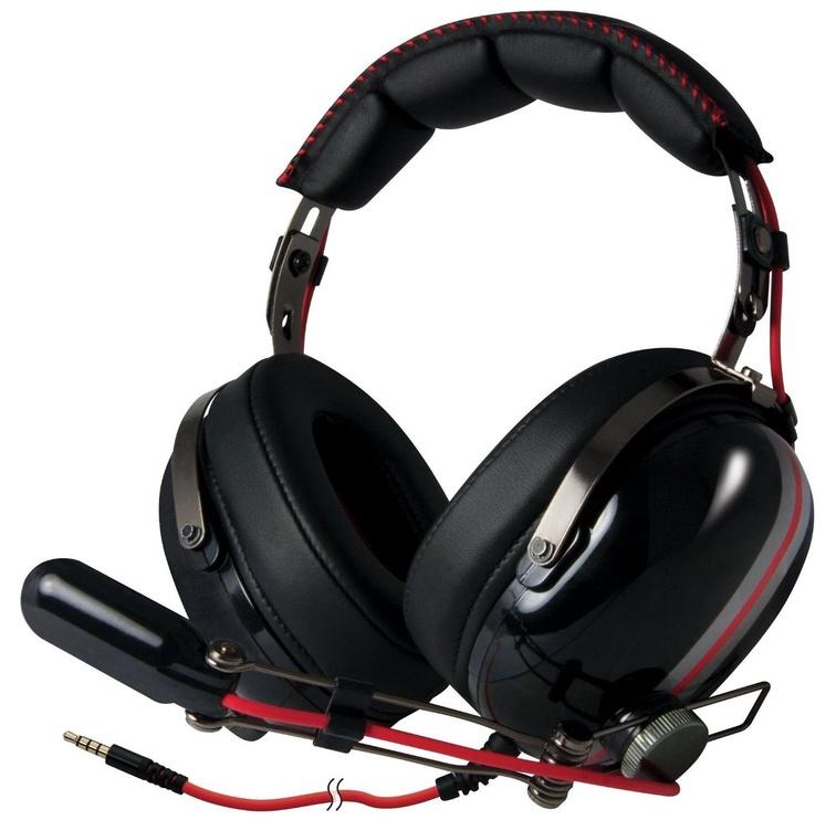 Žaidimų ausinės Arctic P533 Black