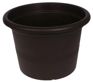 Verners Campanula Flower Pot Brown 34cm
