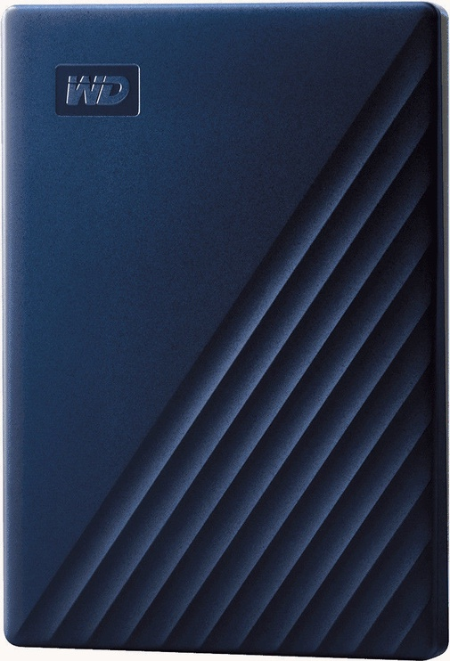 Western Digital My Passport Ultra for Mac 4TB Blue