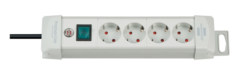 Buitinis ilgintuvas Brennenstuhl Premium, 16 A, 230 V, 1.8 m
