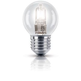 Halogeninė lempa Philips P45, 18W, E27, 2800K, 204lm