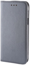 Forever Smart Magnetic Book Case For Apple iPhone X Grey