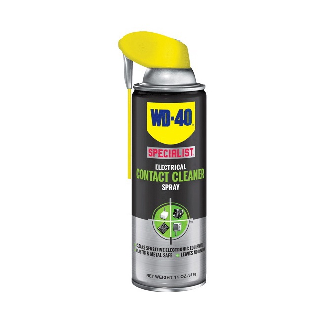 Smērviela WD-40 contact cleaner 400ml
