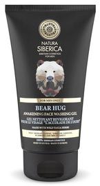 Natura Siberica Men Bear Hug Awakening Face Washing Gel 150ml