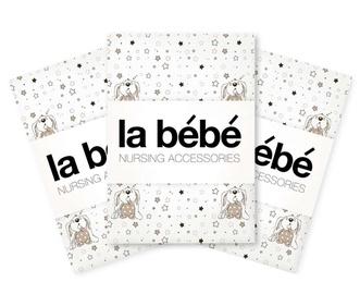 Пеленки La bebe Cotton Swaddler, 750x750 мм, 3 шт.