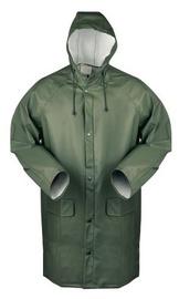 Lietpaltis, su gaubtuvu ir kišenėmis, XXL dydis