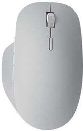 Kompiuterio pelė Microsoft Surface Precision Grey, bevielė, optinė