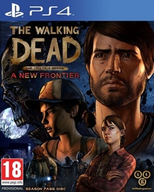 The Walking Dead: A New Frontier Season Pass PS4