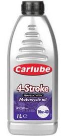 Carlube 4 Stroke Semi Synthetic 1l
