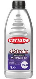 Carlube 4 Stroke Semi Synthetic 1l