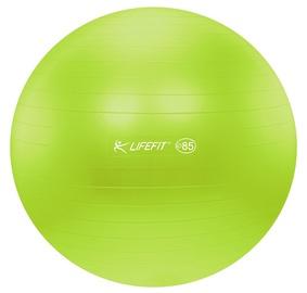 Gimnastikos kamuolys 85cm žalias
