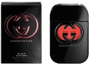 Parfüümid Gucci Guilty Black 75ml EDT