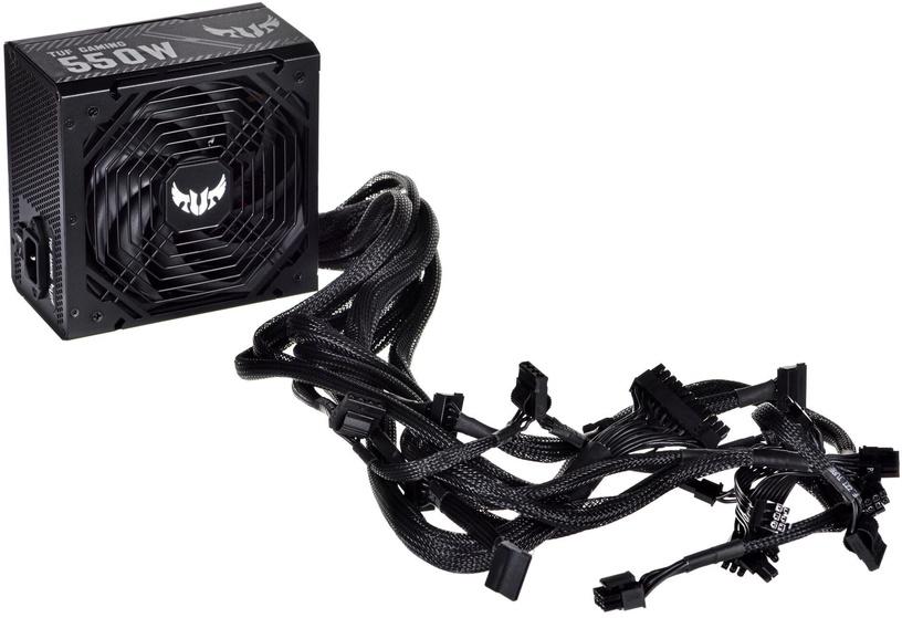 Asus TUF Gaming Power Supply 550W Black