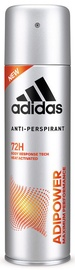 Vīriešu dezodorants Adidas Adipower Anti-Perspirant, 200 ml