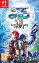 Игра Nintendo Switch NIS America Ys VIII: Lacrimosa of DANA Adventurer's Edition