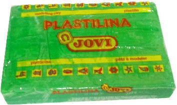Jovi Plasticine 50g Light Green