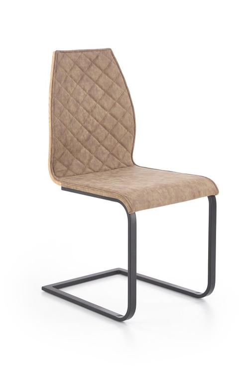 Стул для столовой Halmar K265 Brown/Honey Oak