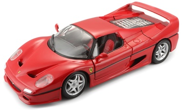Bburago Ferrari Car RP F50 1:24 18-26010 Red