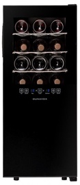 Dunavox Wine Cooler DX24.68DSC Black
