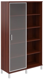 Skyland Born Office Cabinet B 440.2 Burgundy
