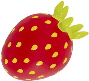 Šokinėjimo kamuolys Gerardos Toys Jumpy Fuits raudona braškė
