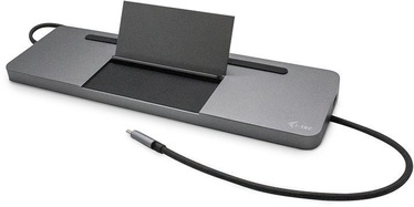 i-Tec USB-C Display Docking Station 85W (bojāts iepakojums)
